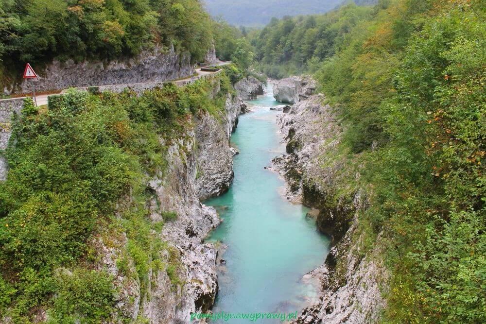 Słowenia Soca River