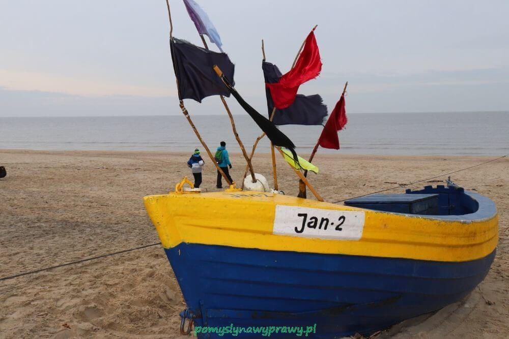 Bałtyk kutry rybackie Jantar