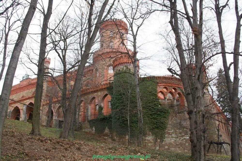 Zamki Dolnego Śląska Kamieniec Ząbkowicki
