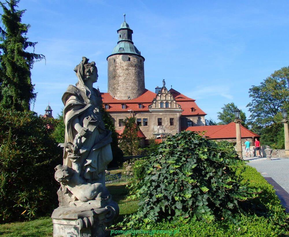 Zamki Dolnego Śląska Czocha