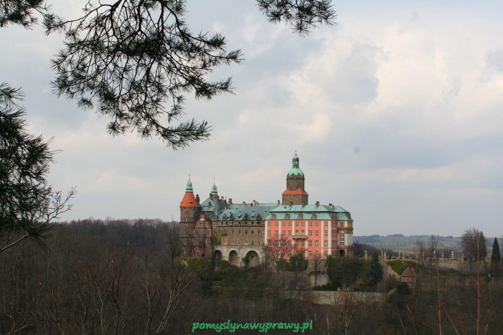 Zamki Dolnego Śląska Książ
