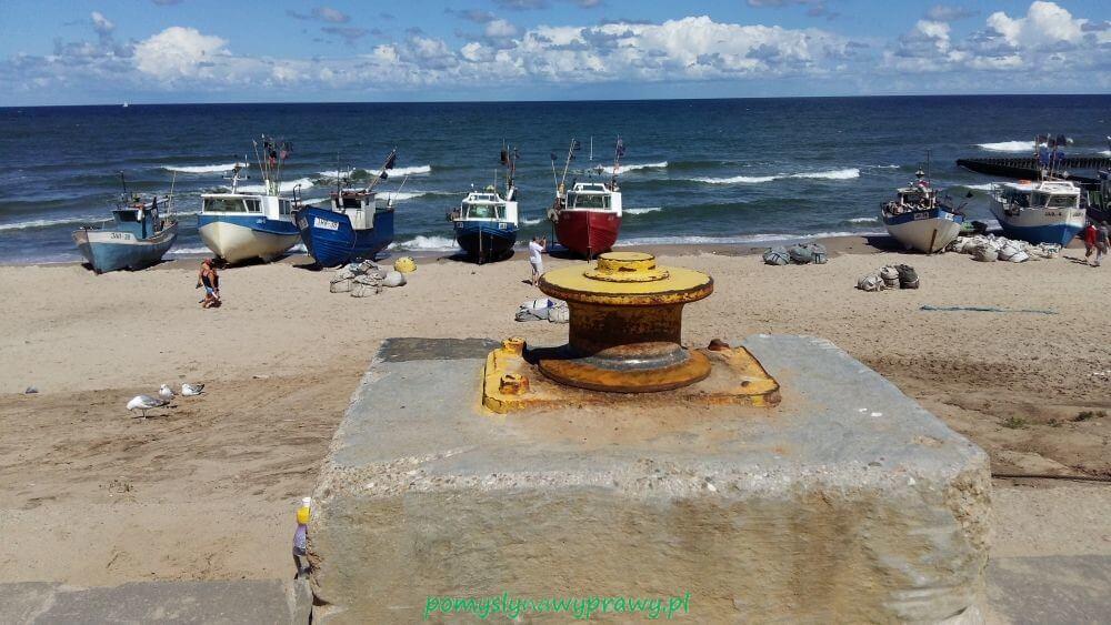 Bałtyk port rybacki