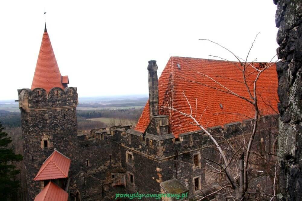 Zamki Dolnego Śląska Grodziec