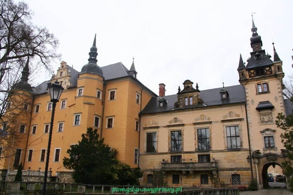 Zamki Dolnego Śląska Kliczków