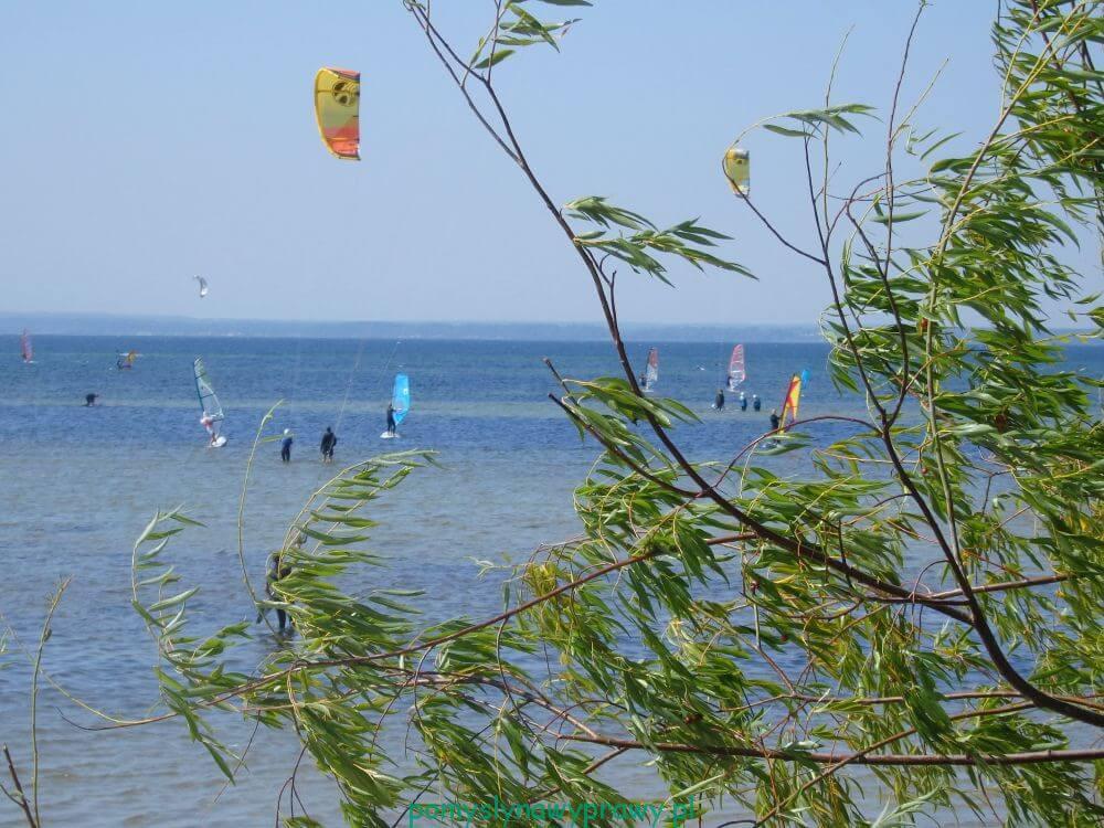 Baltyk Hel windsurfing kitesurfing