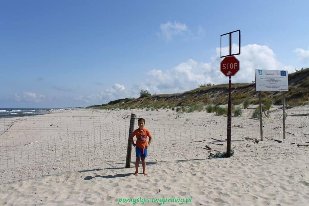 piaski granica z obwodem kaliningradzkim mierzej wiślana