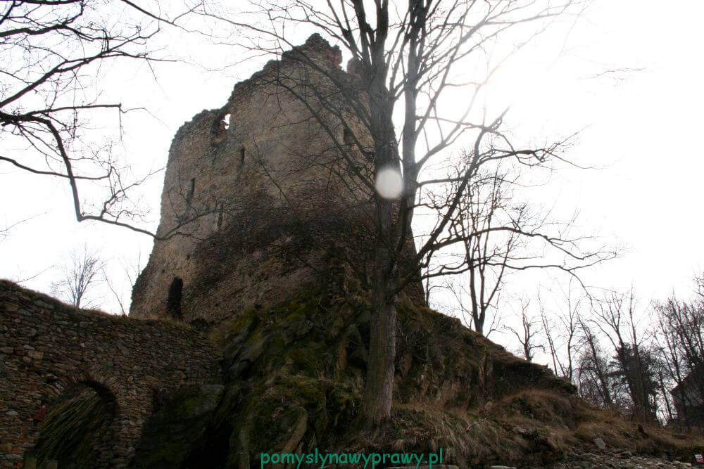 Zamki Dolnego Śląska Gryf