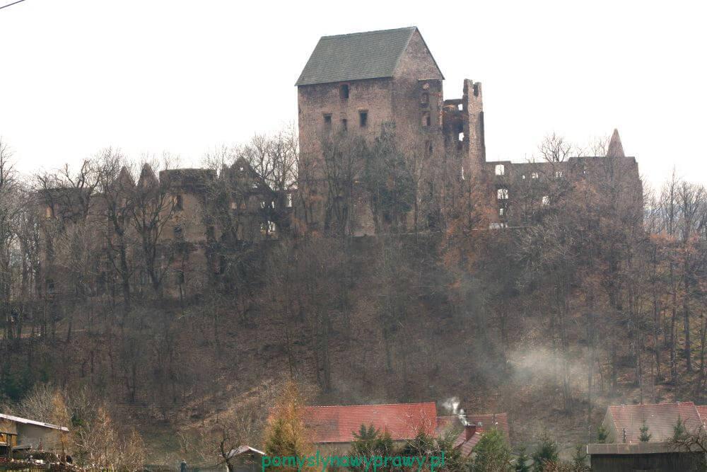 Zamki Dolnego Śląska Świny