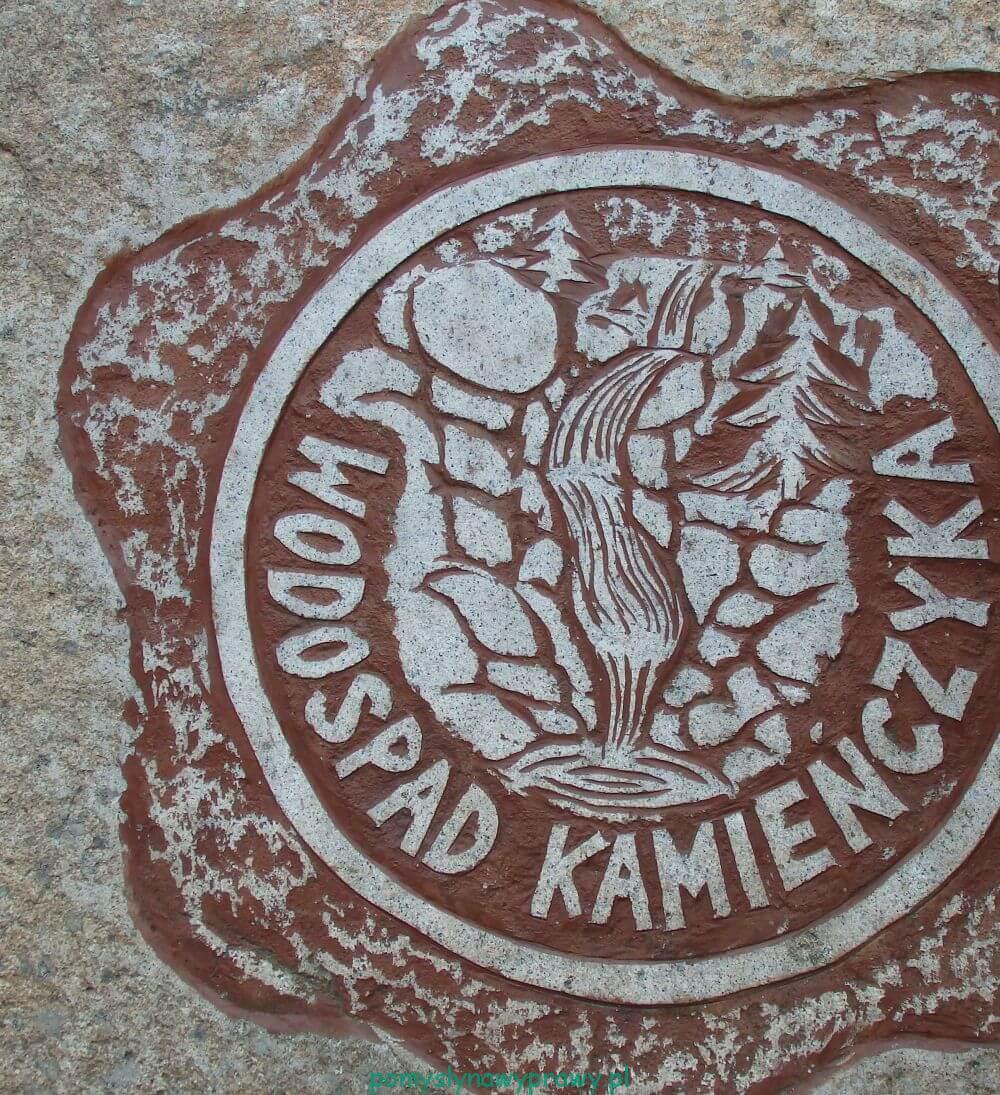 wodospad kamieńczyka szkalrska poręba karkonosze