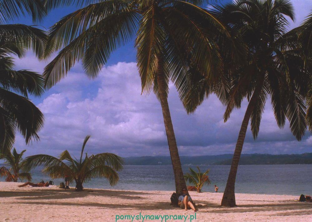 Dominikana Karaiby Isla Bacardi