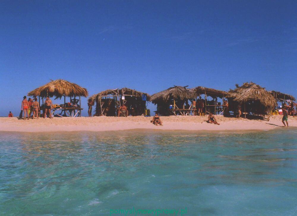 Dominikana Isla Paraiso Cayo Paraiso