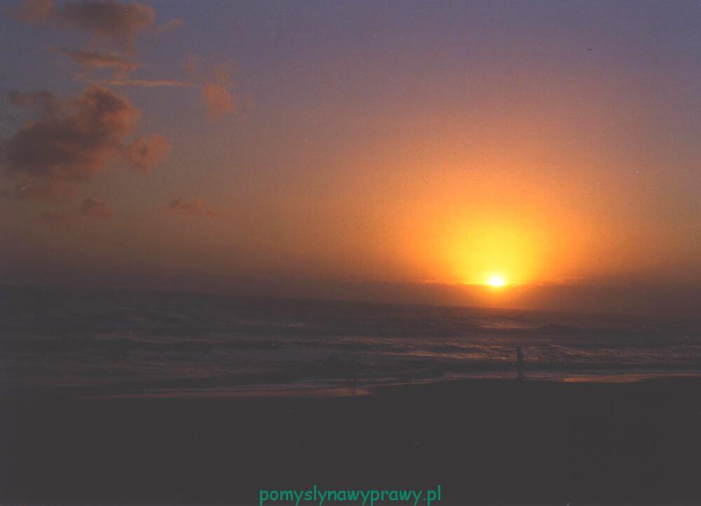 Dominikana wschód słońca