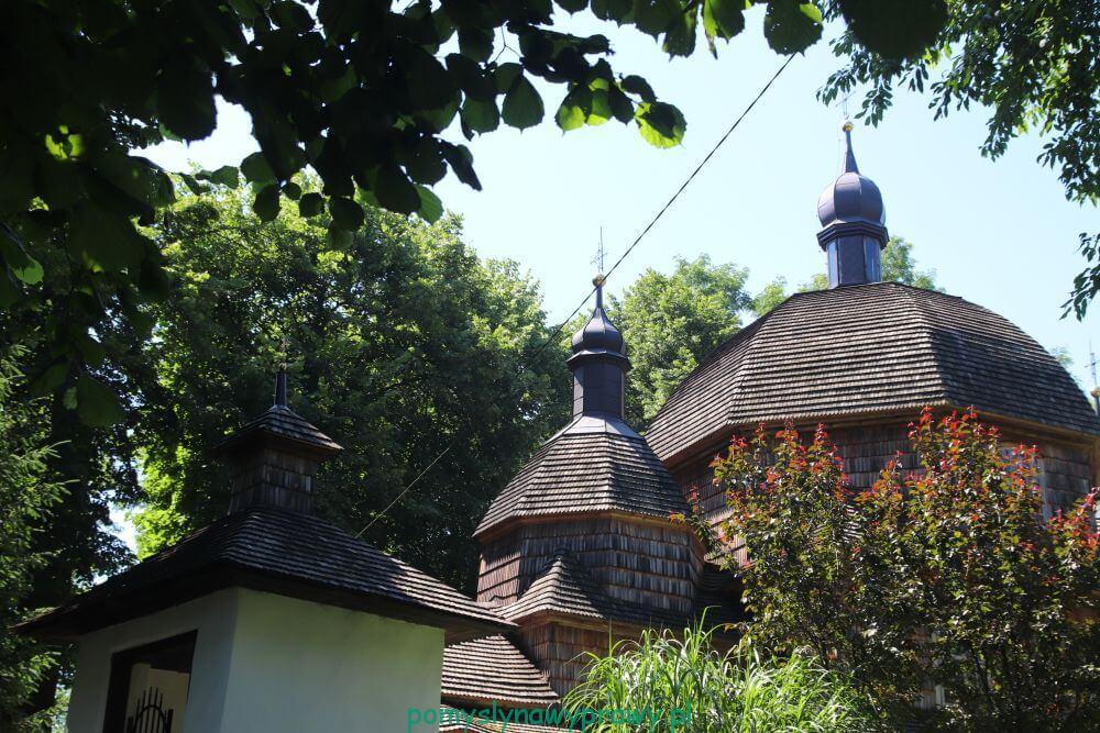 Cerkiew w Hrebenne
