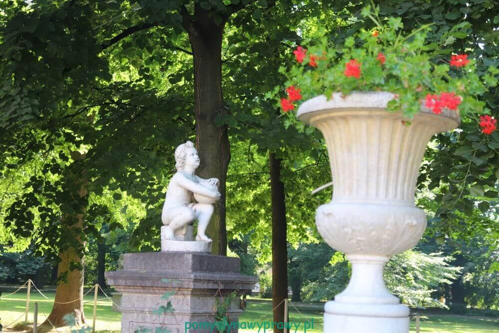 Park w Łańcucie