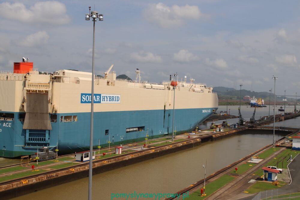 Panama City Kanał Panamski