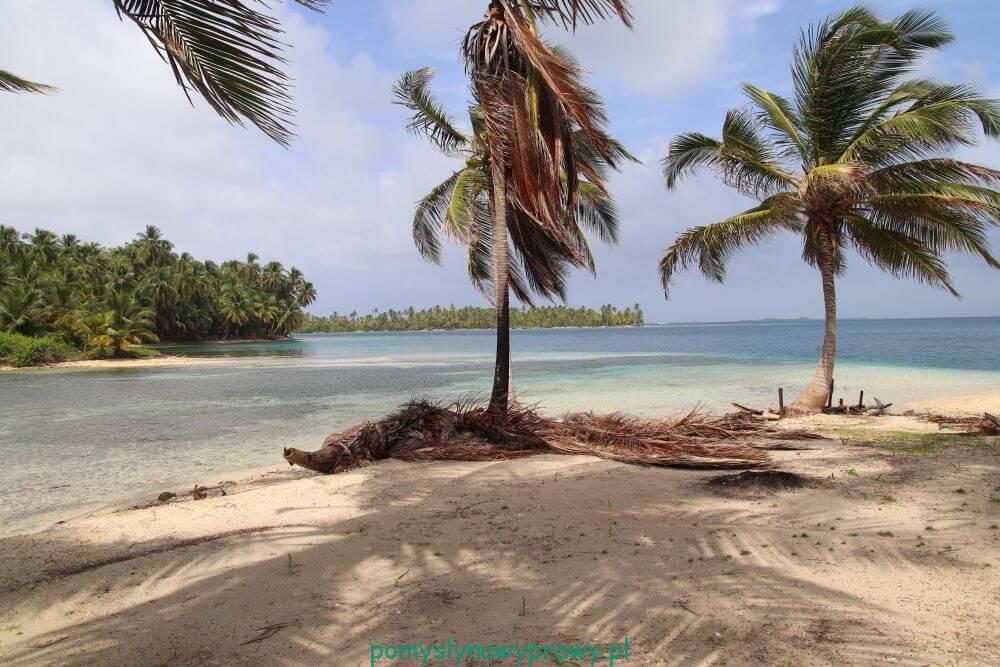 Panama Karaiby San Blas Kuna Yala