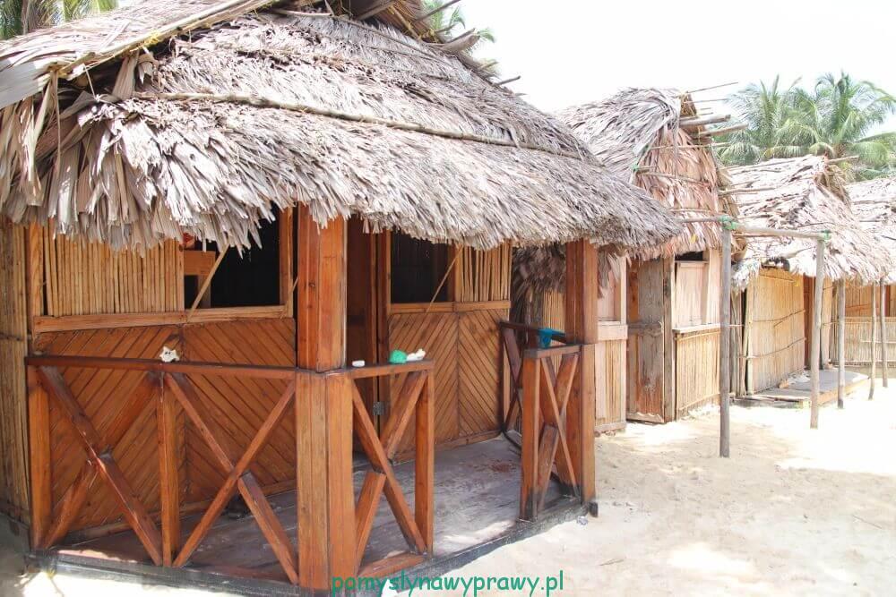 Panama San Blas Kuna Yala Cabanas Ina