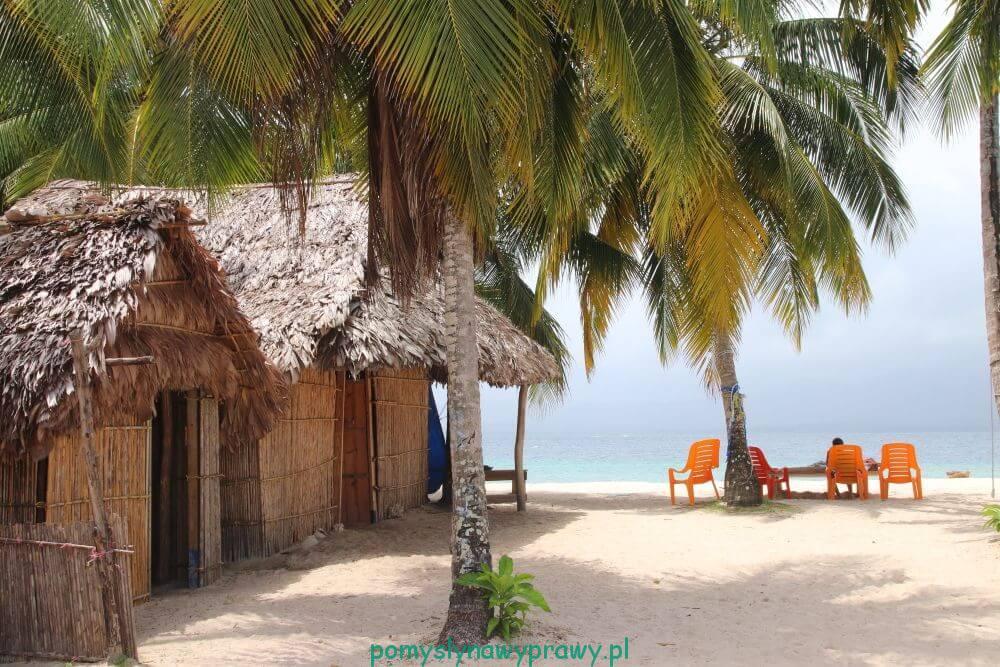 Panama San Blas Kuna Yala Cabanas Ina Naranjo Chico