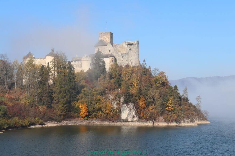 Pieniny Niedzica zamek