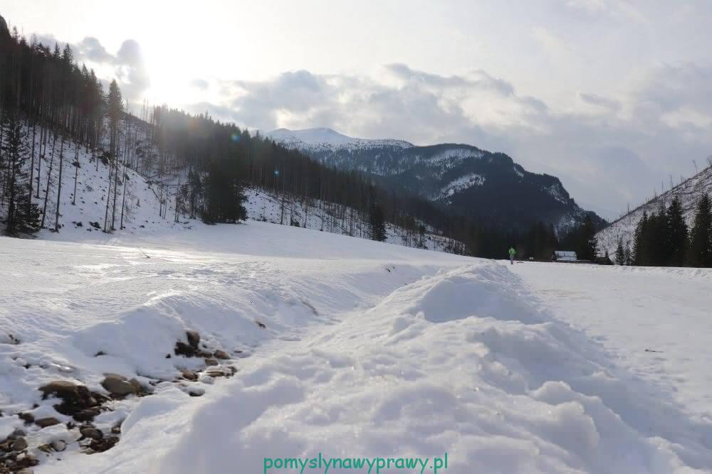 Tatry Dolina Kościeliska
