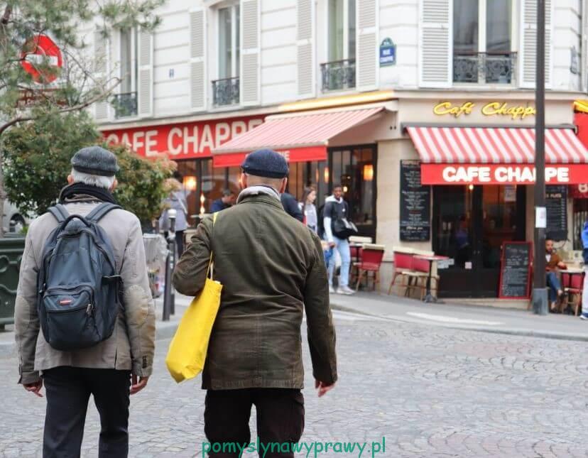 Paryż Montmartre
