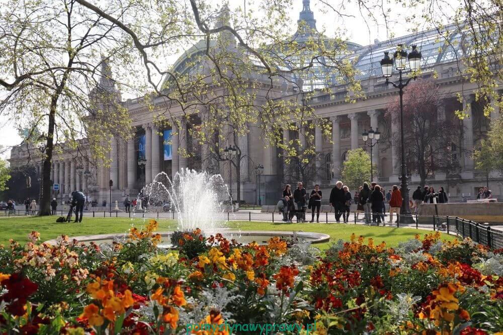 Jardins de Champs-Elysees