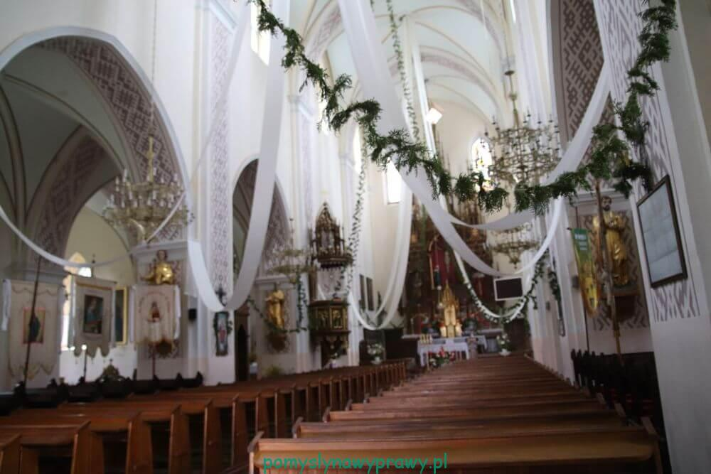 Puńsk Kościół pod wezwaniem Wniebowzięcia Najświętszej Marii Panny