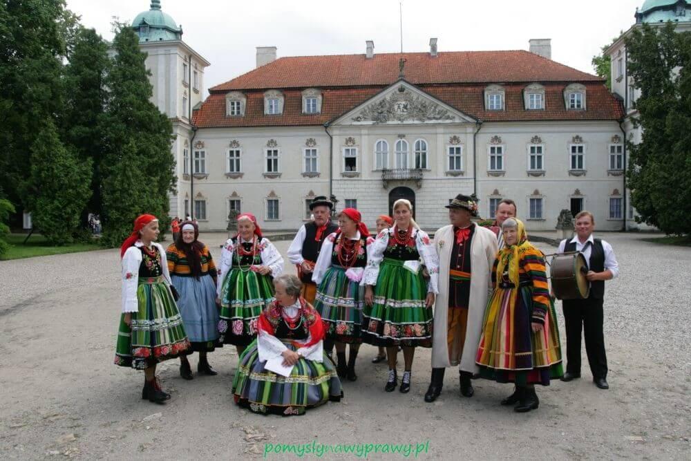 Nieborów Palac Polska