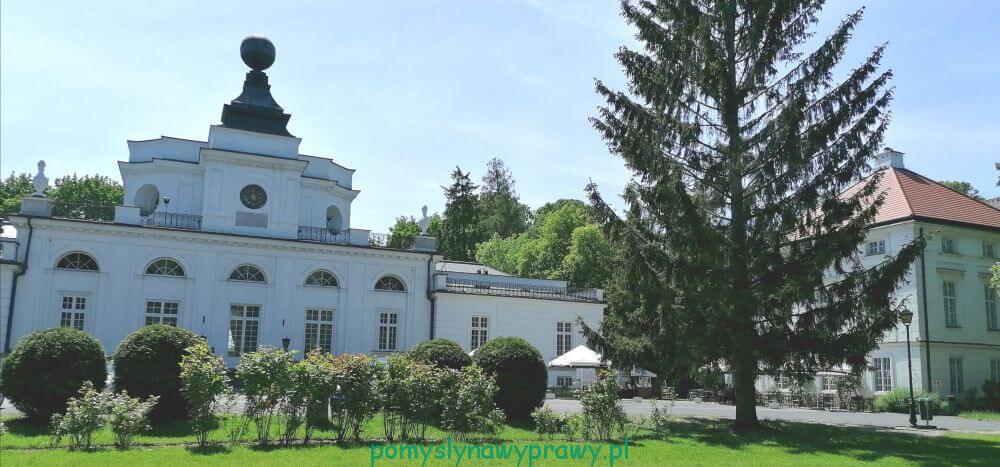 Jabłonna – Pałac Poniatowskich