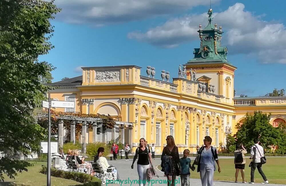 Wilanów Pałac Polska