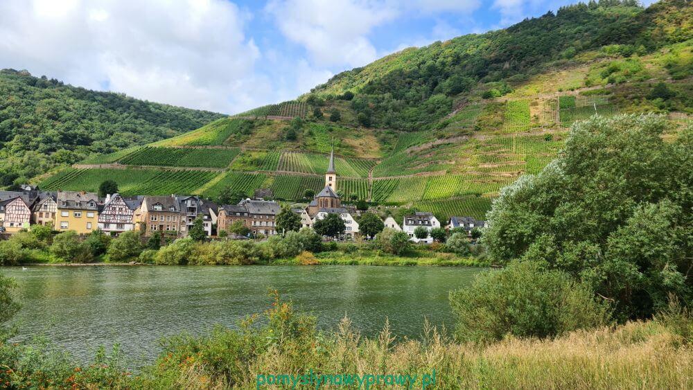 Niemcy Dolina Mozeli