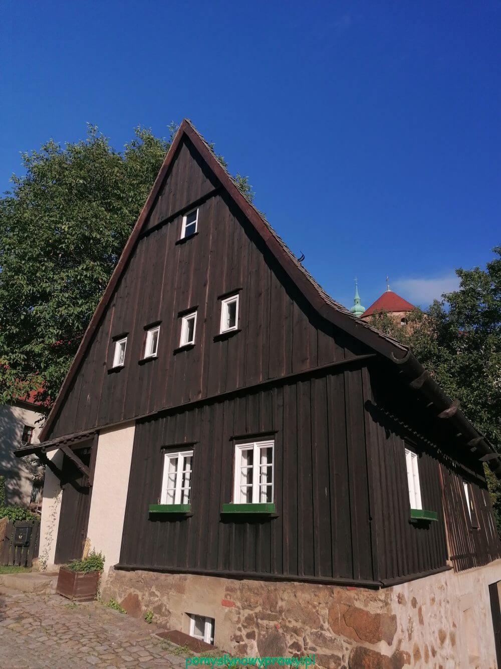 Budziszyn Hexenhäusel