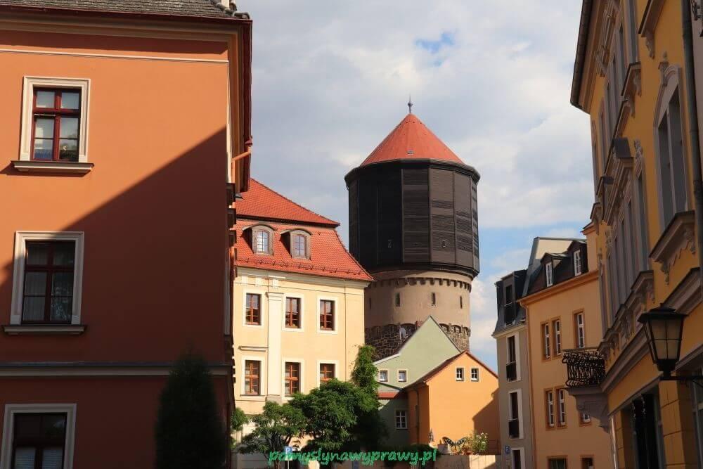 Budziszyn Stara Wieża Wodna