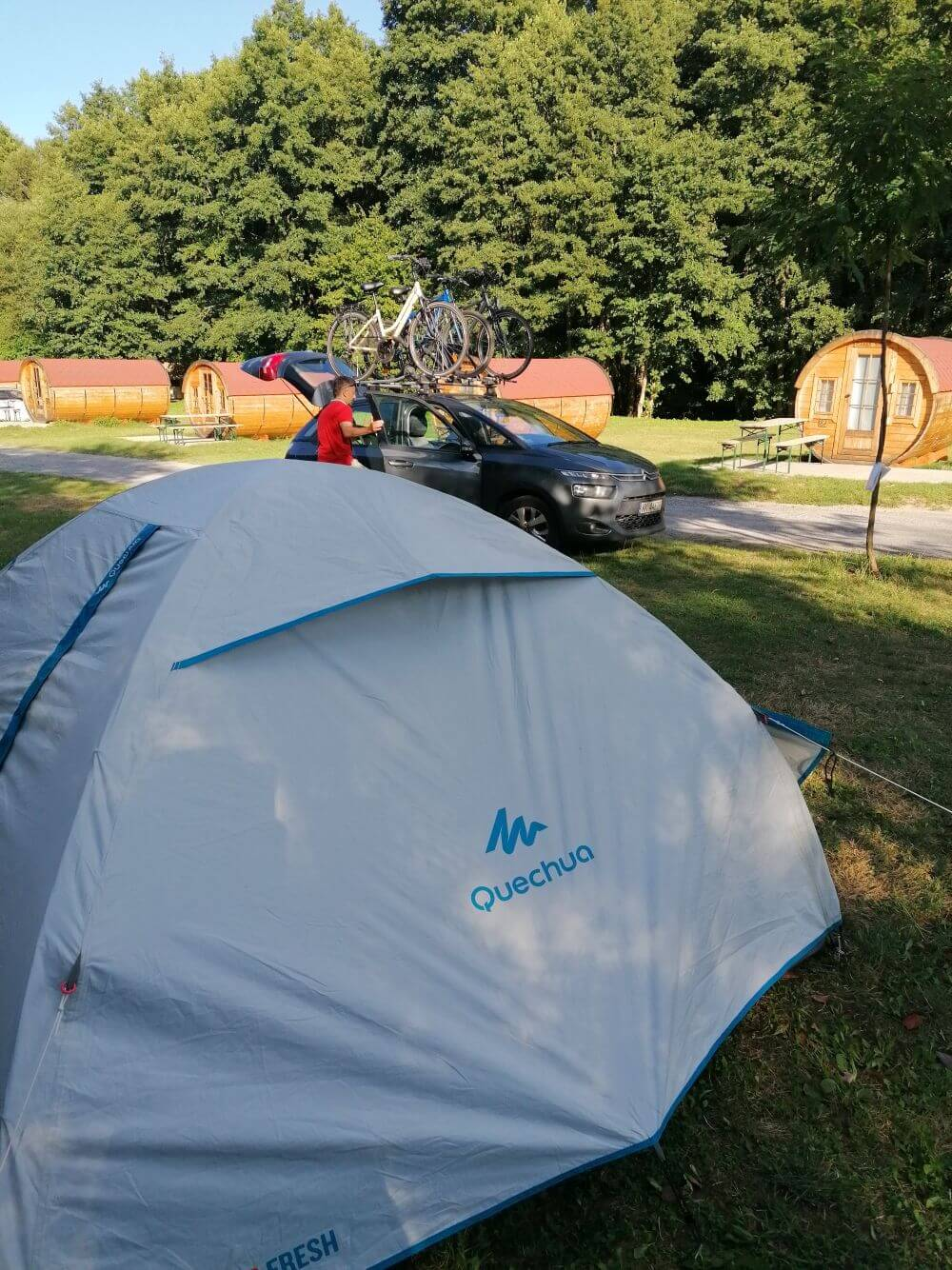 Campingplatz Weihersee