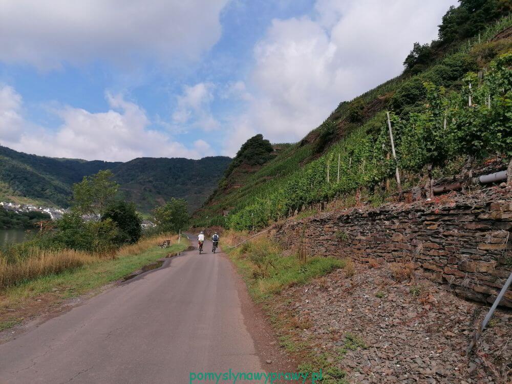 Mozela szlak rowerowy