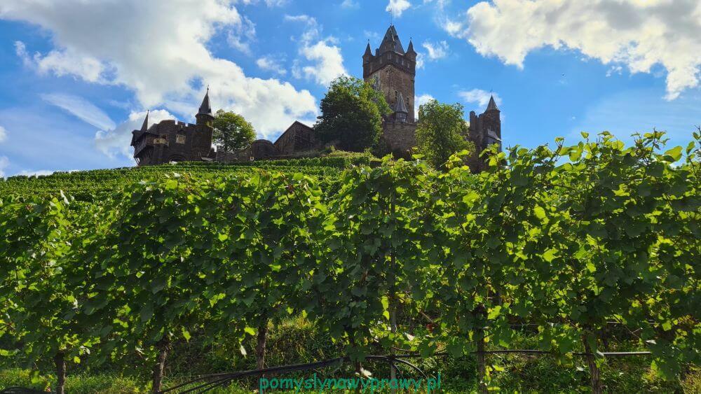 Zamek Cochem