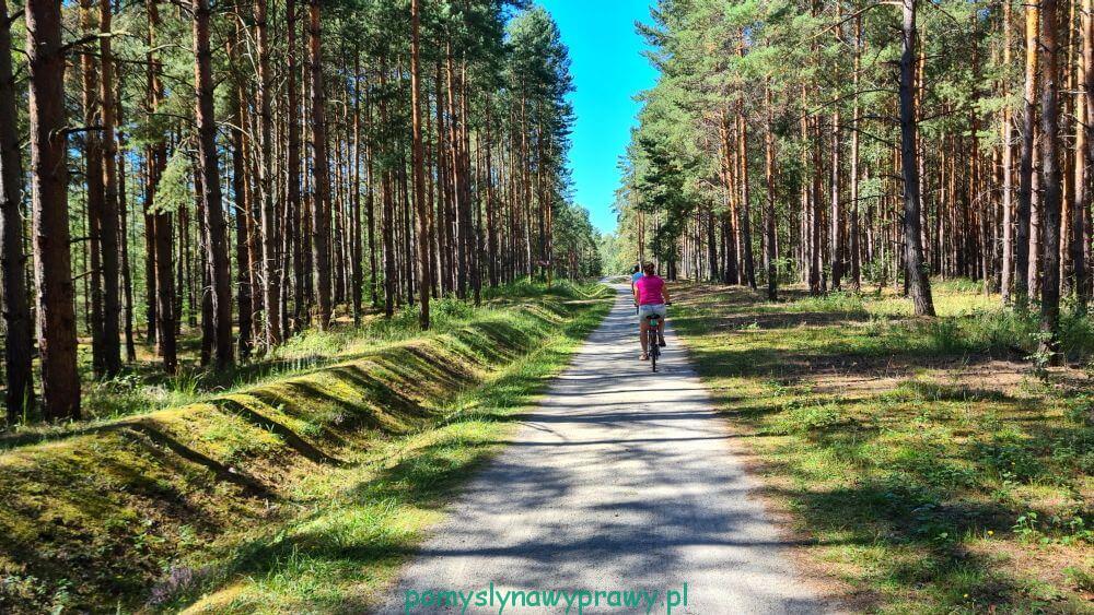 Geopark Łuk Mużakowa rowerem