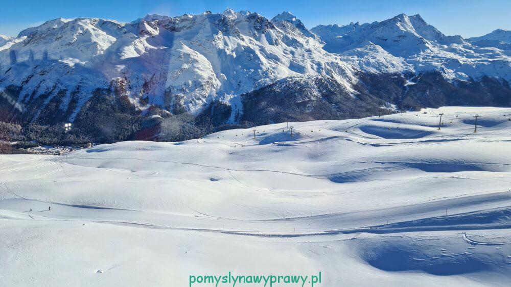 Corviglia Szwajcaria