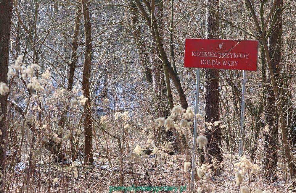 rezerwat Przyrody Dolina Wkry