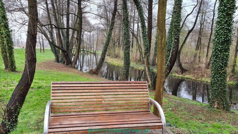 Park Zdrojowy Konstancin Jeziorna