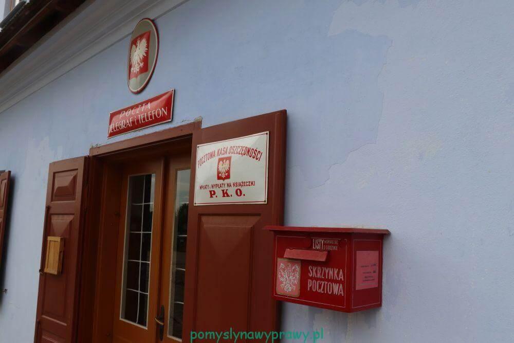 Muzeum Wsi Lubelskiej Miasteczko