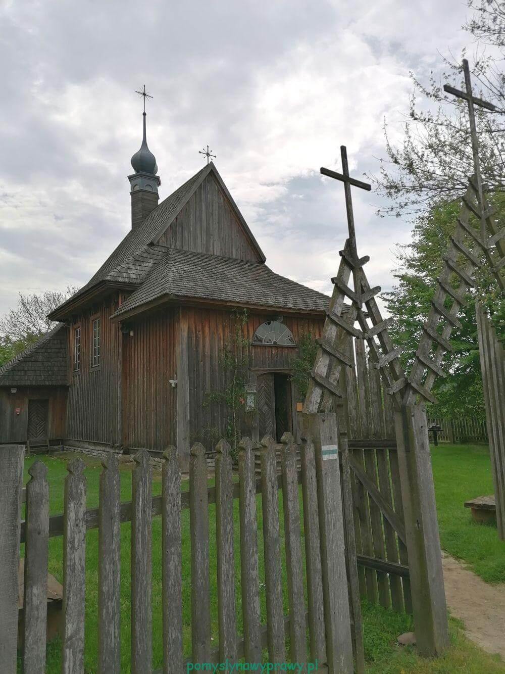 kościół rzymskokatolicki z Matczyna Muzeum Wsi Lubelskiej