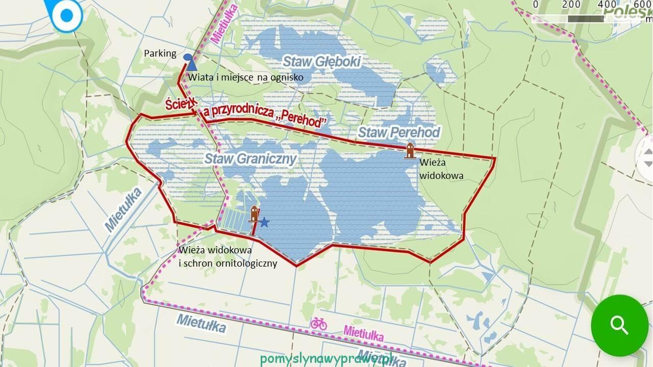 Perehod mapa
