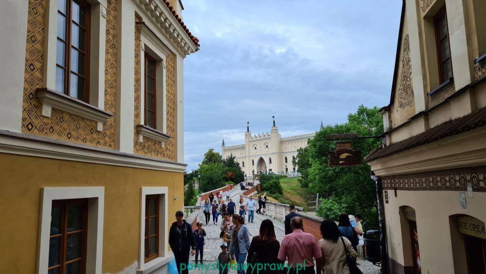 zamek Lublin