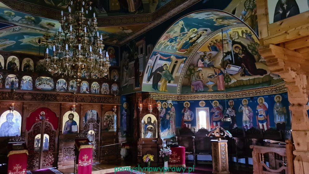 klasztor Borșa Pietroasa