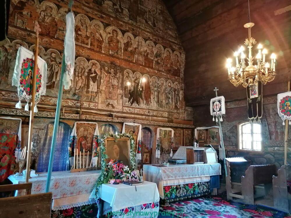 cerkiew w Budesti