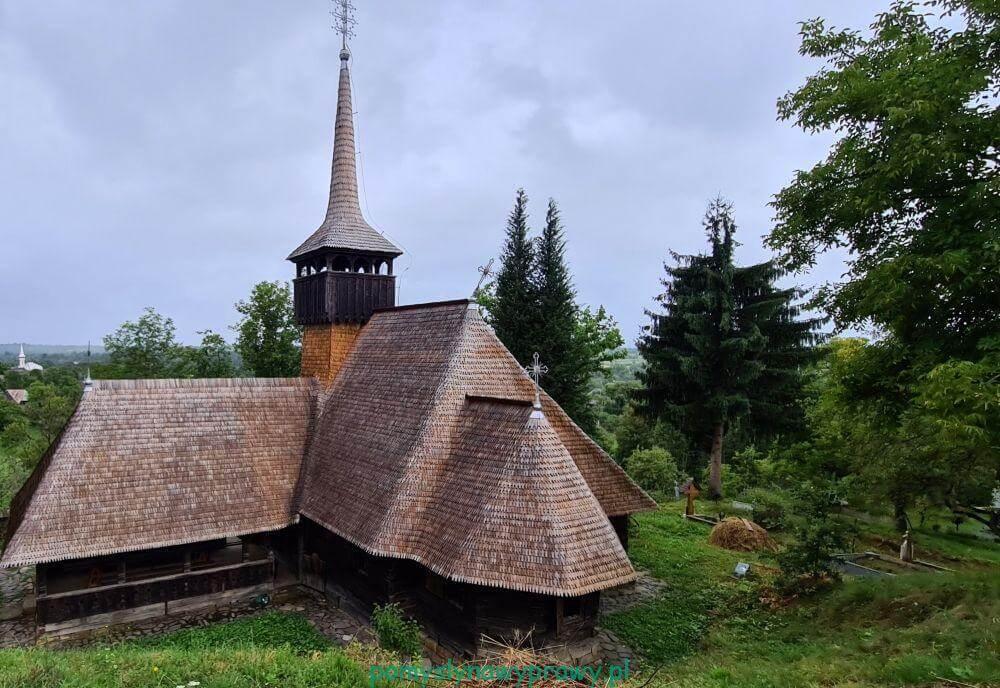 cerkiew w Calinesti
