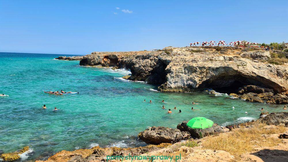 Apulia plaże