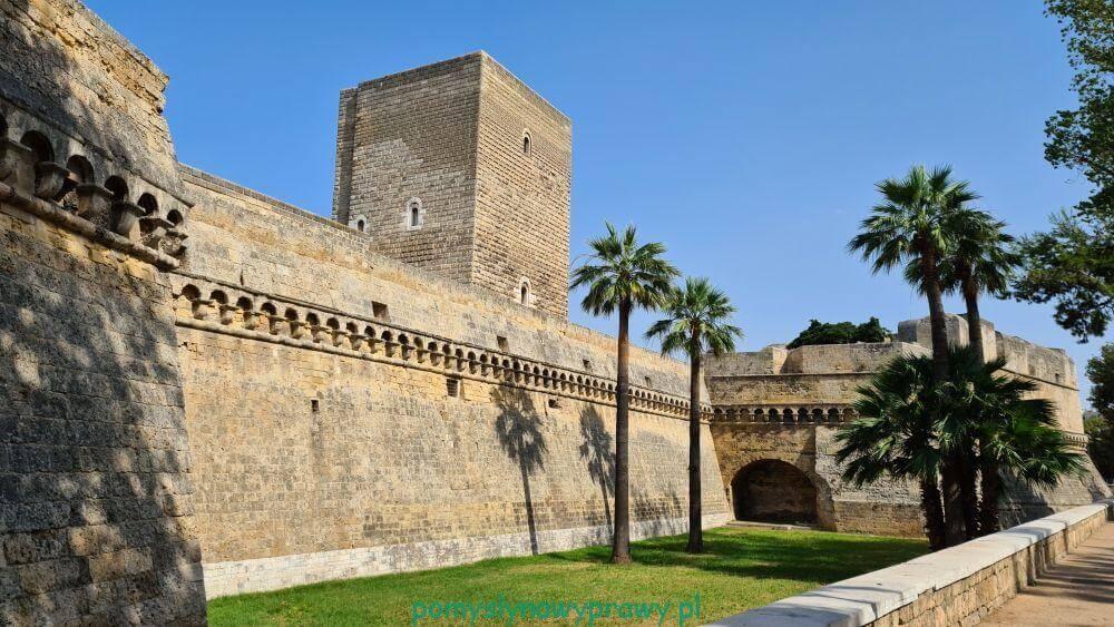 Castello Svevo (Zamek Svevo)